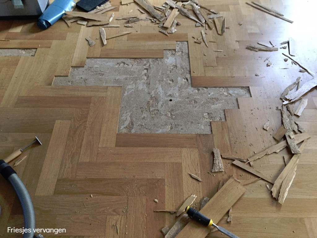 Repareren van schade aan laminaat vloer multischadeplan youtube